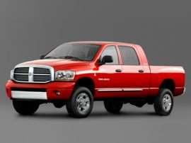 2006 Dodge Ram 3500 Laramie 4x2 Mega Cab 160.5 in. WB SRW