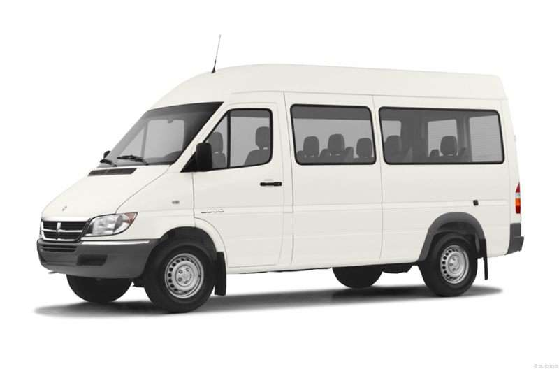 2006 Dodge Sprinter Wagon 2500