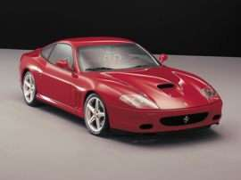2006 Ferrari 575M Maranello 2dr Coupe