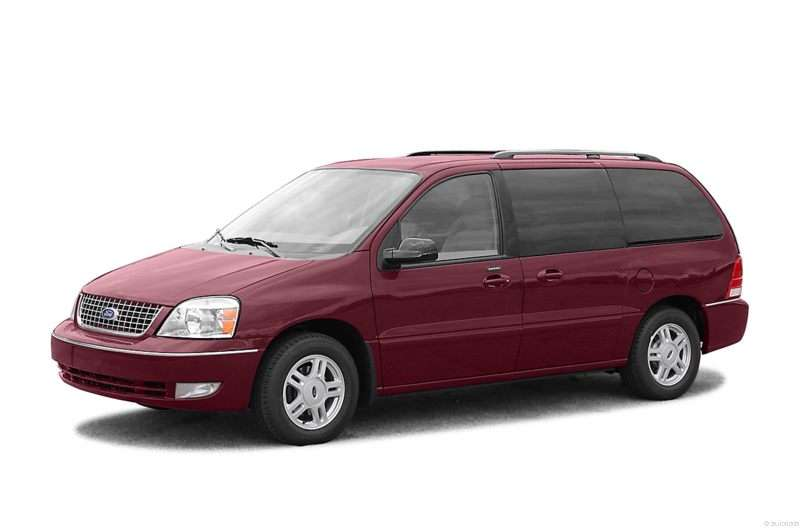 Research the 2006 Ford Freestar
