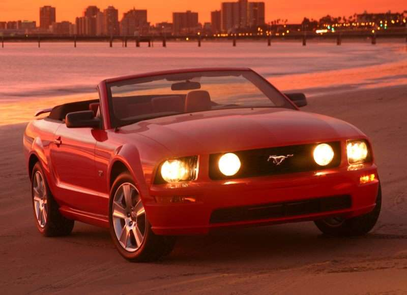 Research the 2006 Ford Mustang