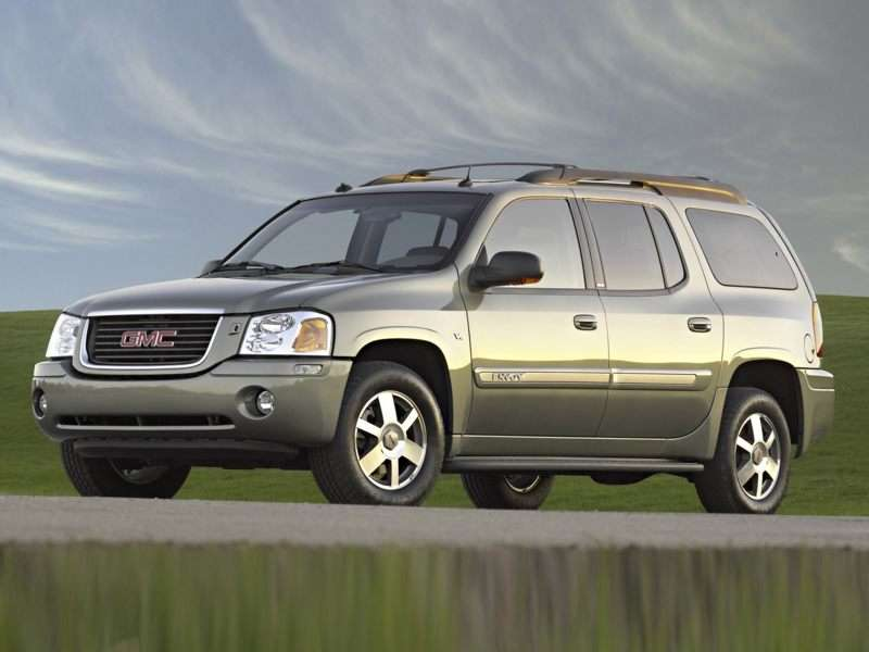 gmc envoy related images start 150 weili automotive network. Black Bedroom Furniture Sets. Home Design Ideas