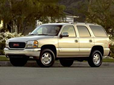2006 GMC Yukon 