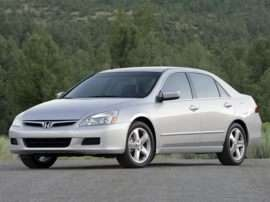2006 Honda Accord 2.4 EX 4dr Sedan