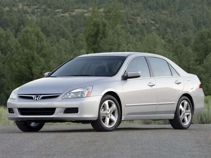 2006 Honda Accord Review