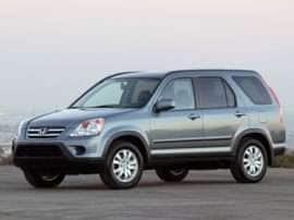 2006 Honda CR-V EX 4x4