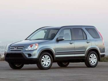 2006 Honda CR-V 