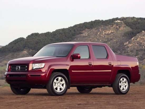 2006 Honda Ridgeline Models Trims Information And