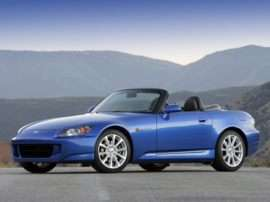 2006 Honda S2000 Base 2dr Convertible