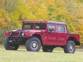 2006 Hummer H1 Open Top 4dr All-wheel Drive