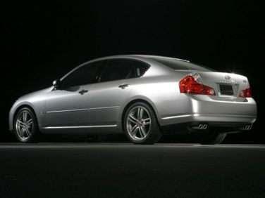 2006 Infiniti M45