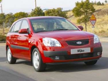 2006 Kia Rio5 