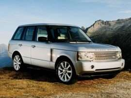 2006 Land Rover Range Rover HSE 4dr All-wheel Drive