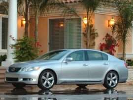 2006 Lexus GS 300 Base 4dr Rear-wheel Drive Sedan