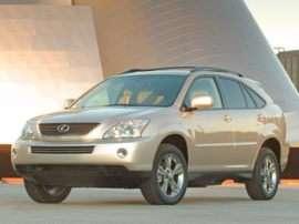 2006 Lexus RX 400h Base 4dr All-wheel Drive Hybrid