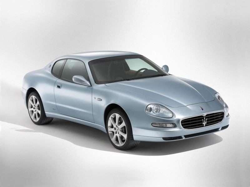Maserati Coupe 4.2 i V8 32V (390 Hp)…