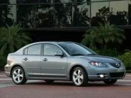 2006 Mazda Mazda3 i 4dr Sedan