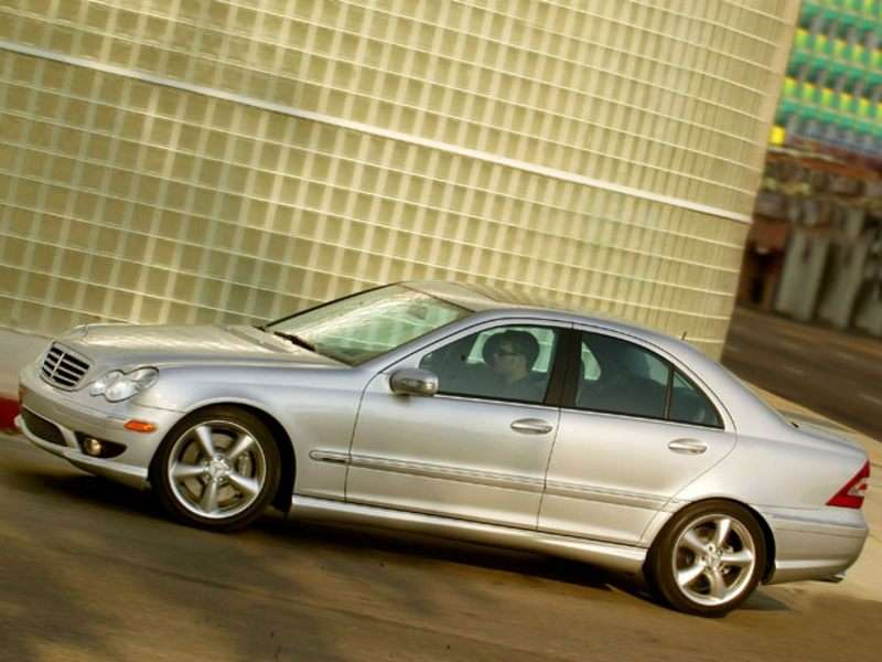 2006 Mercedes-Benz C-Class Preview