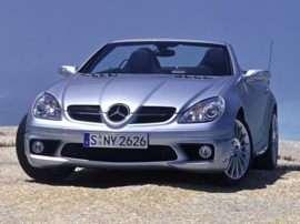 2006 Mercedes-Benz SLK-Class Base SLK280 2dr Roadster