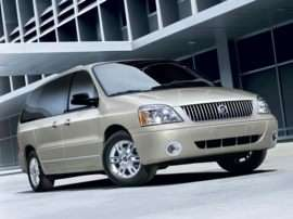 2006 Mercury Monterey Luxury 4dr Wagon