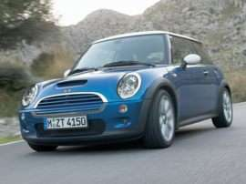 2006 MINI Cooper Base 2dr Hatchback