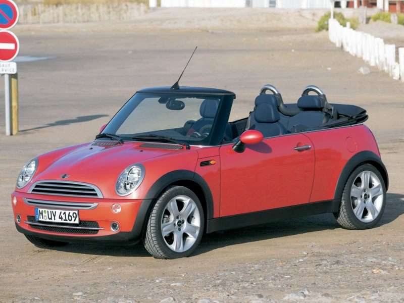 2006 mini cooper pictures including interior and exterior. Black Bedroom Furniture Sets. Home Design Ideas