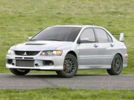 2006 Mitsubishi Lancer Evolution MR 4dr All-wheel Drive Sedan