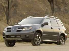 2006 Mitsubishi Outlander Limited 4dr Front-wheel Drive