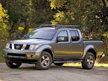 2006 Nissan Frontier SE (M6) 4x2 Crew Cab