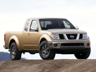 2006 Nissan Frontier SE (M6) 4x4 King Cab 6.5' Box