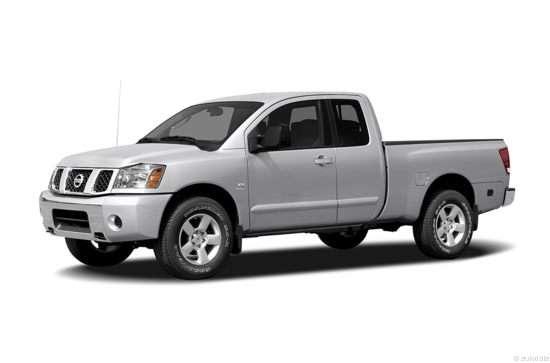 2006 Nissan Titan Models Trims Information And Details
