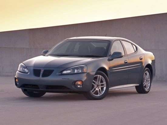 2006 Pontiac Grand Prix Models Trims Information And