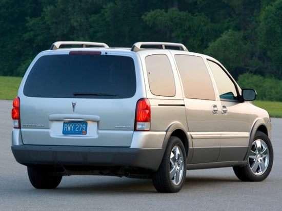 2006 Pontiac SV6
