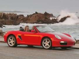 2006 Porsche Boxster Base 2dr Rear-wheel Drive Convertible