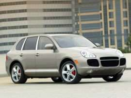 2006 Porsche Cayenne Base 4dr All-wheel Drive
