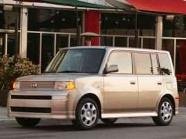 2006 Scion xB Base 4dr Wagon