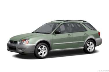 2006 Subaru Impreza Outback Sport 