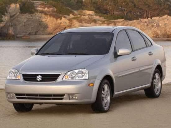 2006 Suzuki Forenza Models  Trims  Information  And