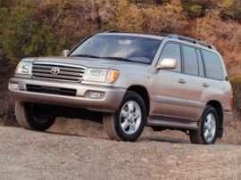 2006 Toyota Land Cruiser V8 4dr 4x4