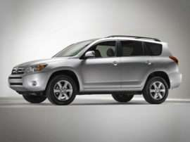 2006 Toyota RAV4 Base Front-wheel Drive
