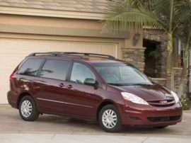 2006 Toyota Sienna CE 4dr Front-wheel Drive Passenger Van