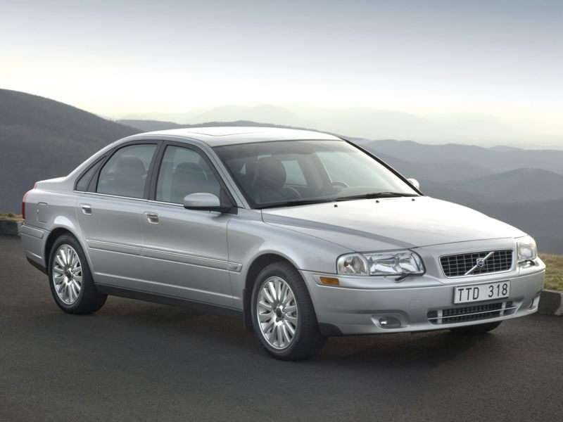 2006 Volvo S80 Pictures including Interior and Exterior ...