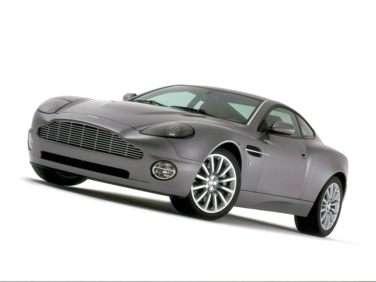 2007 Aston Martin Vanquish