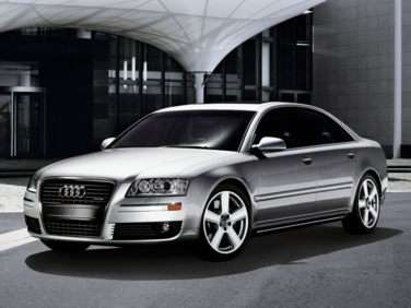 2007 Audi A8 