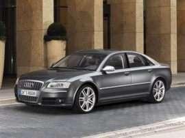 2007 Audi S8 5.2 4dr All-wheel Drive quattro Sedan