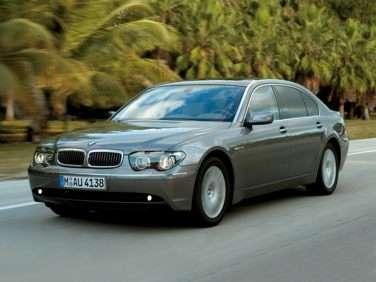 2007 BMW 760