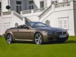 2007 BMW M6 Base 2dr Rear-wheel Drive Convertible