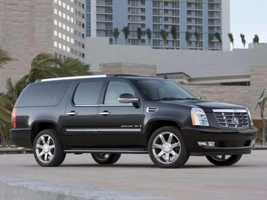2007 Cadillac Escalade ESV