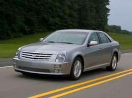 2007 Cadillac STS V6 4dr Rear-wheel Drive Sedan