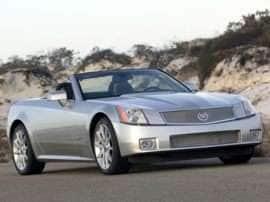 2007 Cadillac XLR-V Base 2dr Roadster